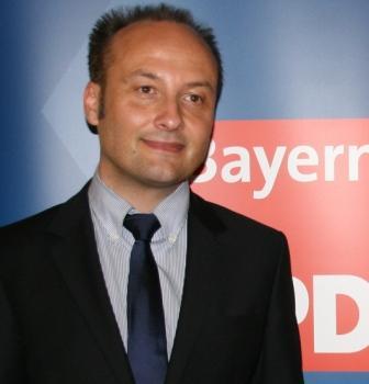 UB-Vorsitzender Harald Unfried